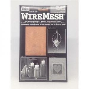 "50080H Mini Pack 1 x 16"" x 20"" folded sheet Wiremesh Copper"