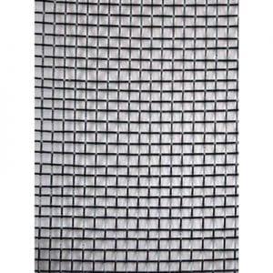 "50118F Mini Pack 1 x 16"" x 20"" folded sheet Black Coated Modelling 8 Mesh"