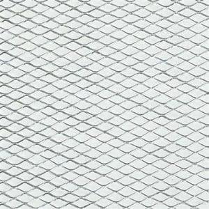 "8100 Flat Pack 3 x 16"" x 20"" folded sheets Sparkle Mesh Aluminium 18"