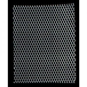 8101 Roll 20 x 10' Sparkle Mesh Aluminium 18