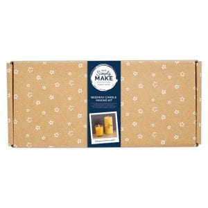 Beeswax Candle Making Kit (5pk) - Simply Make - Sheets