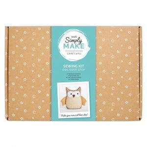 Door Stop Kit - Simply Make - Owl