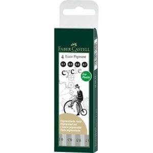 Ecco Pigment Fibre Tip Pen-1