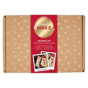 Christmas Stocking Kit (2pk) - Simply Make