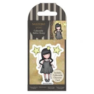 Collectable Rubber Stamp - Santoro - No.71 – My Own Universe