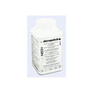 D/Patch Gesso White Acrylic 300Ml