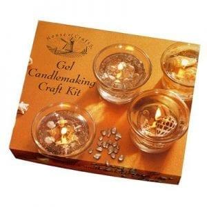 Gel Candlemaking Craft Kit