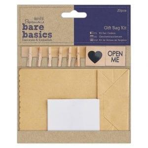 Gift Bag Kit - Bare Basics